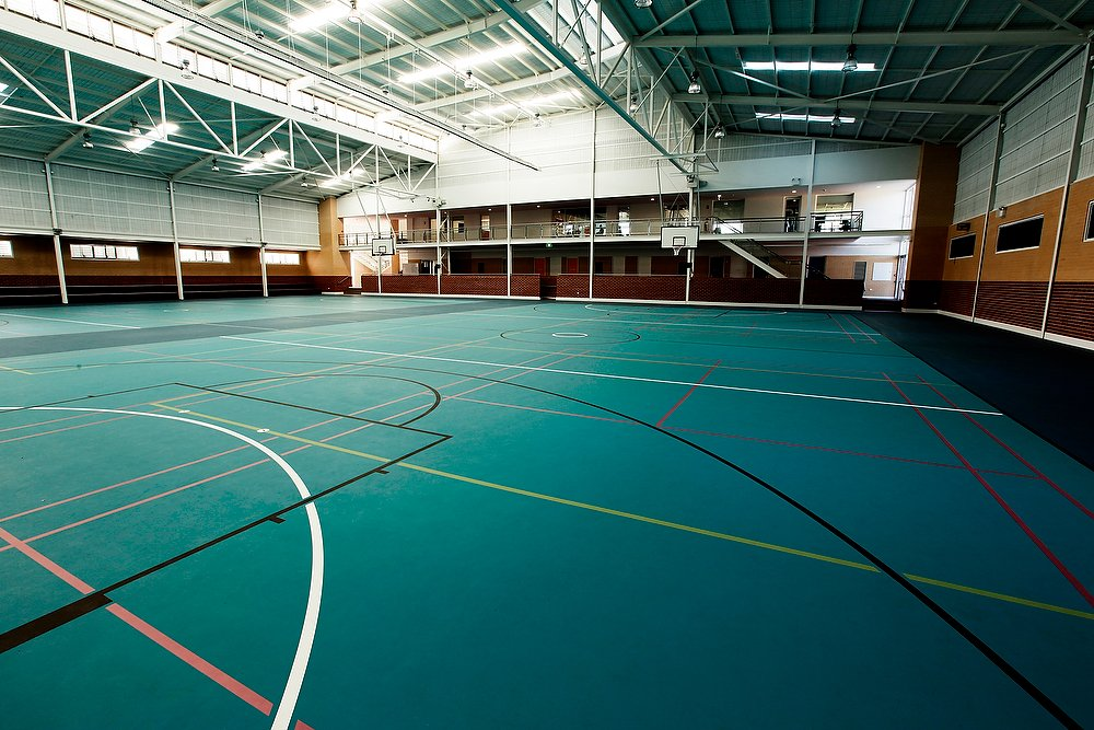 Methodist Ladies College Indoor Sports Court