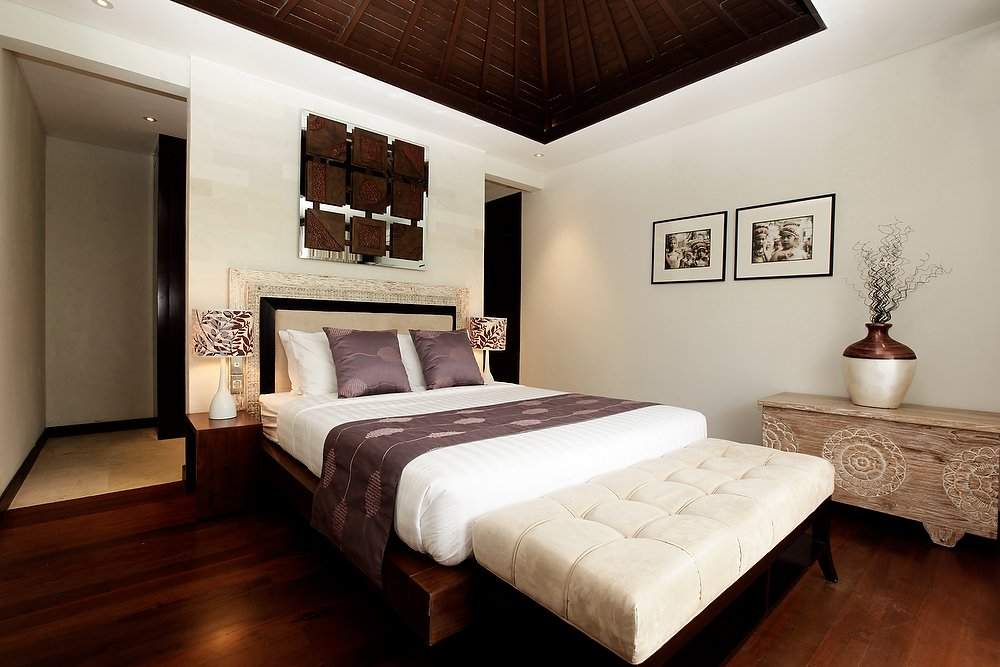 Property Private Villa Bali Sanur Bedroom