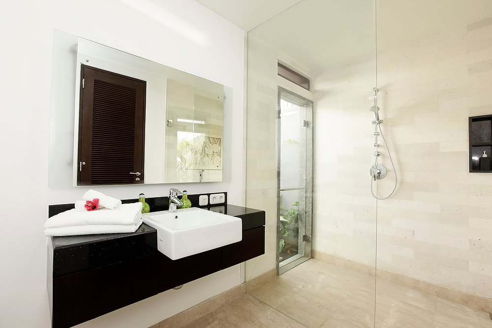 Property Private Villa Bali Sanur Bathroom