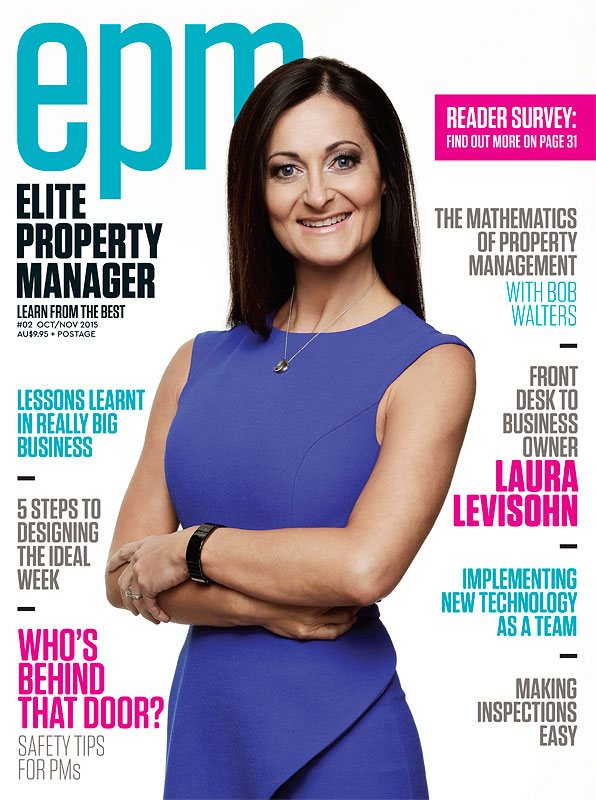 Elite Property Manager magazine