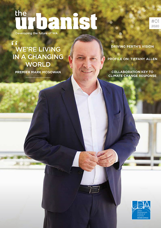 UDIA Magazine - Mark McGowan