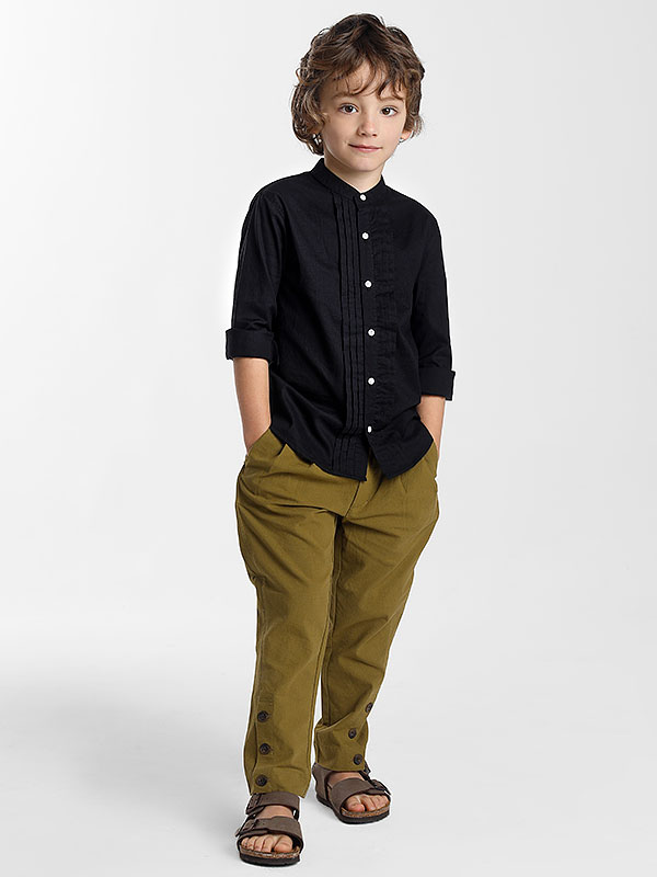 boy kid lookbook studio