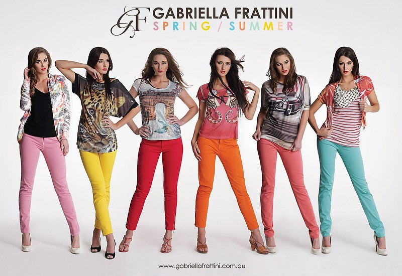 Lookbook Gabriella Frattini Clothing