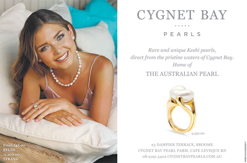 Cygnet Bay Pearls