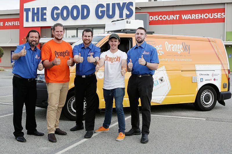 Orange Sky Laundry - The Good Guys