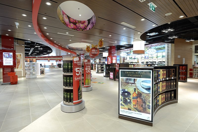 Perth International Airport JR Duty Free