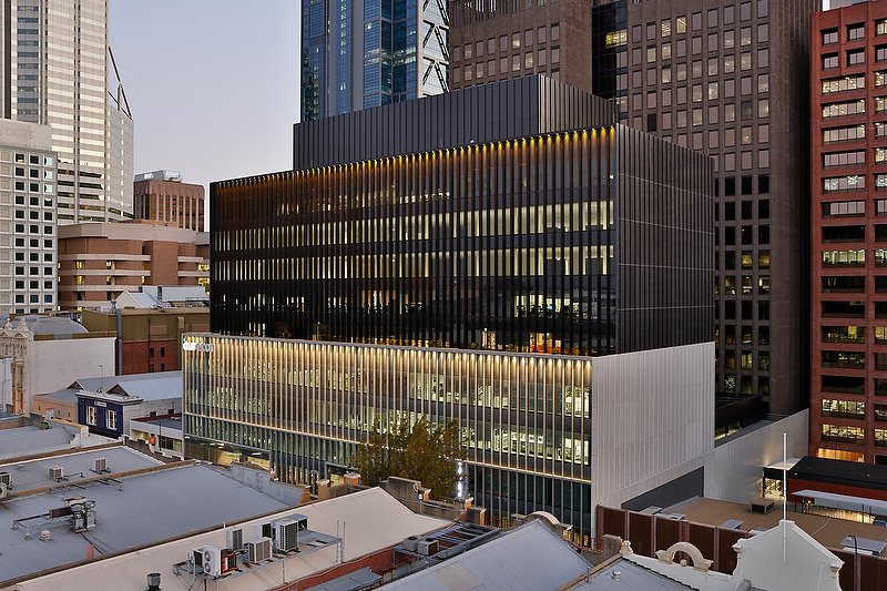 Probuild - Cloisters Square Perth