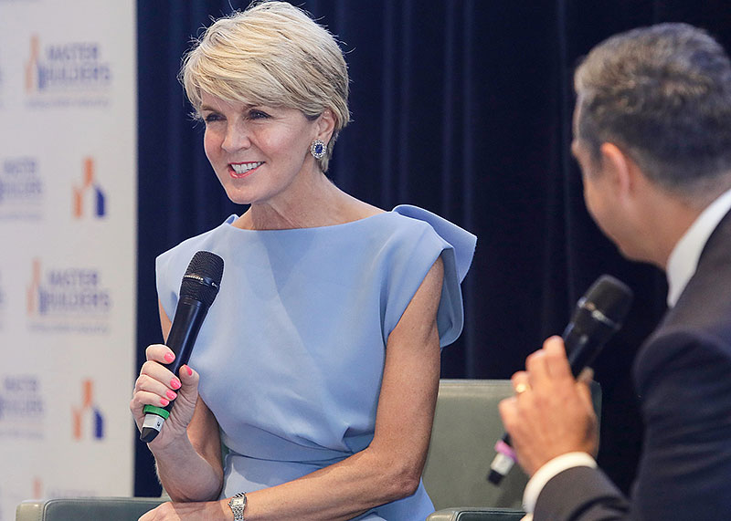 Event Photography - Julie Bishop
