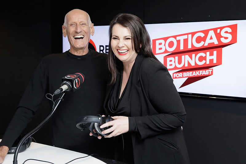 96FM Perth Botica's Bunch